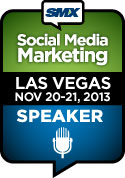 SMX Social Media Marketing Speaker
