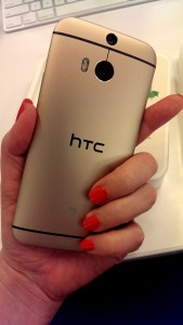 My HTC One M8